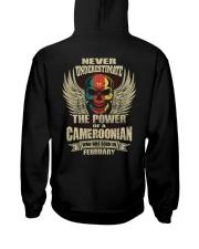 THE POWER CAMEROONIAN - 02 Hooded Sweatshirt thumbnail