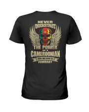 THE POWER CAMEROONIAN - 02 Ladies T-Shirt thumbnail