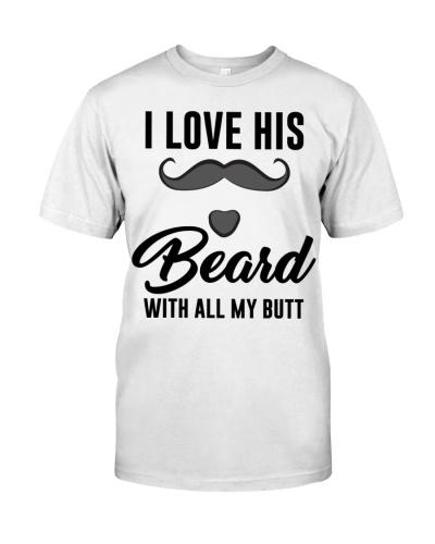 I love his beard