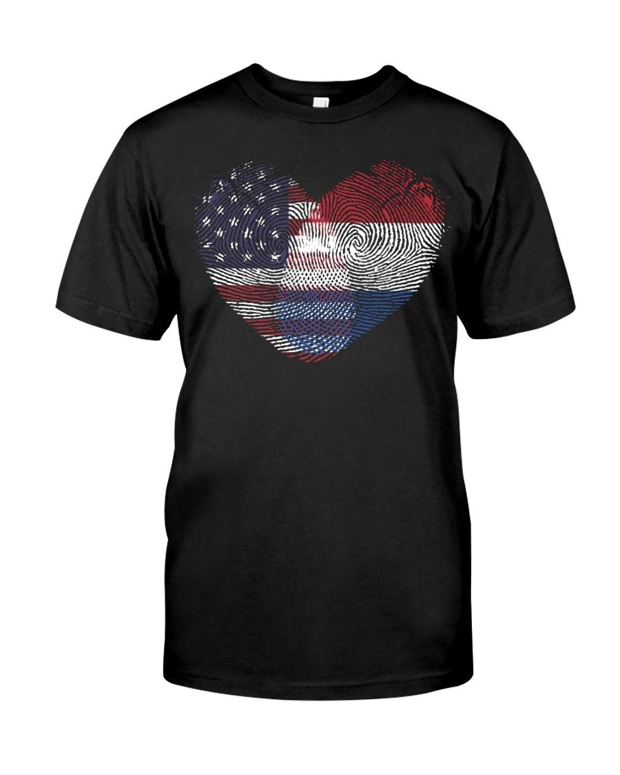 MY HEART Netherlands Classic T-Shirt