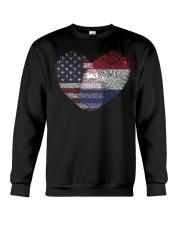 MY HEART Netherlands Crewneck Sweatshirt thumbnail