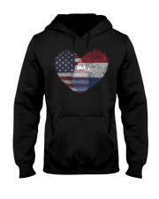 MY HEART Netherlands Hooded Sweatshirt thumbnail