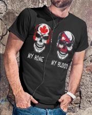 Blood - Nepal Classic T-Shirt lifestyle-mens-crewneck-front-4