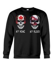 Blood - Nepal Crewneck Sweatshirt thumbnail
