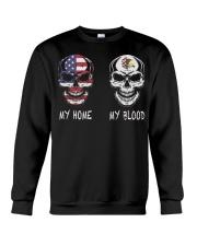My Blood Illinois Crewneck Sweatshirt thumbnail
