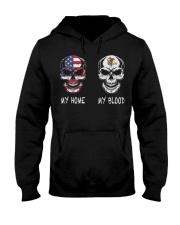My Blood Illinois Hooded Sweatshirt thumbnail