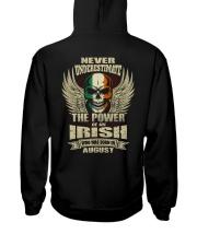 THE POWER IRISH - 08 Hooded Sweatshirt thumbnail