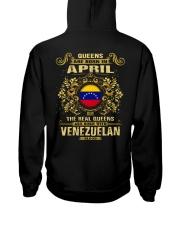 QUEENS VENEZUELAN - 04 Hooded Sweatshirt thumbnail