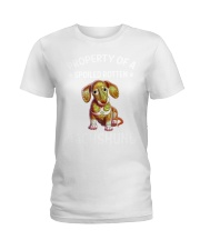 dachshund Ladies T-Shirt thumbnail