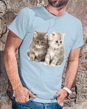 Kittens Classic T-Shirt lifestyle-mens-crewneck-front-4