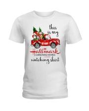 christmas Ladies T-Shirt thumbnail