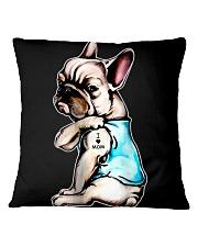 Limited Edition - I Love Mom Square Pillowcase thumbnail