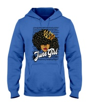 June girl Hooded Sweatshirt thumbnail