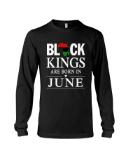 June King - Limited Edition Long Sleeve Tee thumbnail
