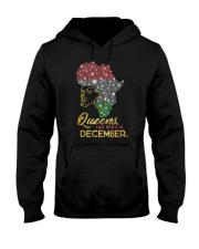 Queens Are Born In December -Limited Edition Hooded Sweatshirt thumbnail