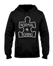 Normal is Boring - Limited Edition Hooded Sweatshirt thumbnail