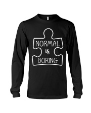 Normal is Boring - Limited Edition Long Sleeve Tee thumbnail