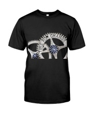 TIME FOR CHANGE Classic T-Shirt front