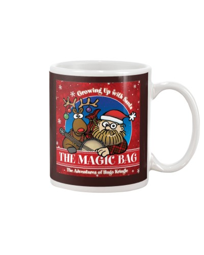 Hugo Kringle's Magic Bag Mug