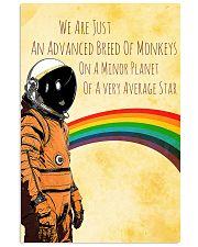 Stephen Hawking - Advanced breed of monkeys 11x17 Poster thumbnail