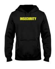 Insecurity shirt: The Insecuri-tee Hooded Sweatshirt thumbnail