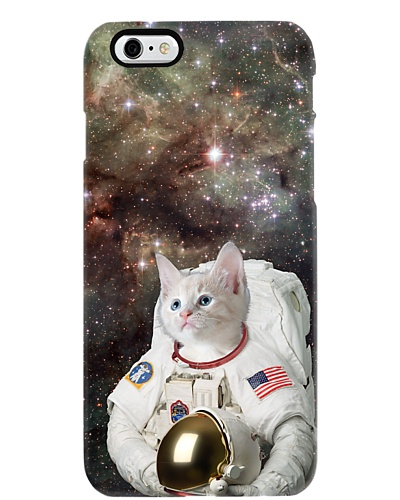 Catstronaut in Space