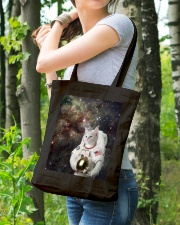 Catstronaut in Space Tote Bag lifestyle-totebag-front-4
