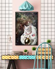 Catstronaut in Space 16x24 Poster lifestyle-poster-6