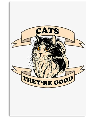 Cats - they're good
