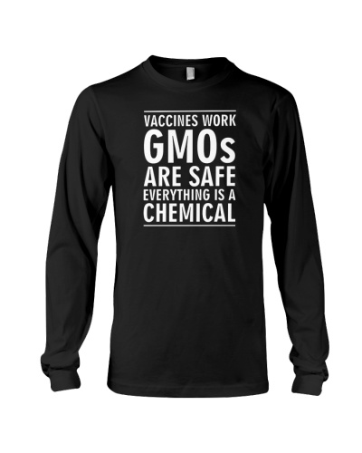 Vaccines work - GMOs are safe