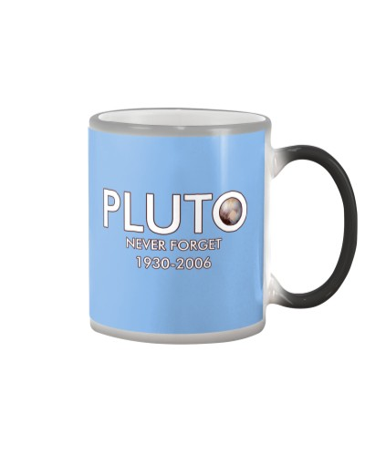 Pluto - NEVER FORGET