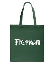 All the world's religions are fiction Tote Bag front