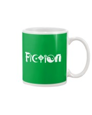 All the world's religions are fiction Mug front