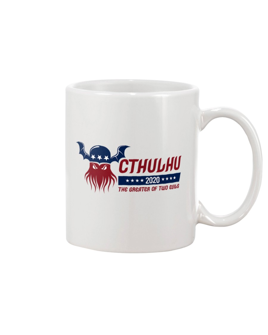 Cthulhu 2020 - The Greater of Two Evils Mug
