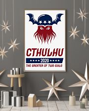 Cthulhu 2020 - The Greater of Two Evils 16x24 Poster lifestyle-holiday-poster-1