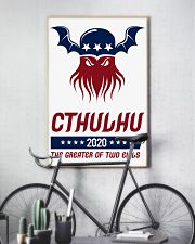 Cthulhu 2020 - The Greater of Two Evils 16x24 Poster lifestyle-poster-7