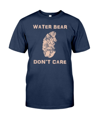 Water Bear Don't Care Shirt