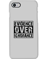 Evidence over ignorance  Phone Case thumbnail