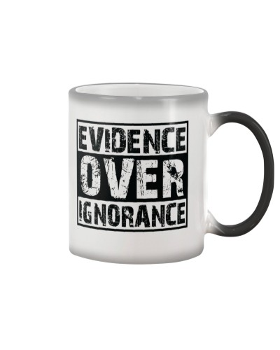 Evidence over ignorance