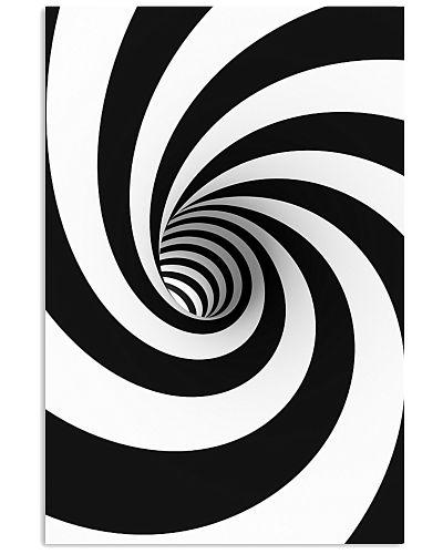 Hypnotic Spiral Wormhole Shirt