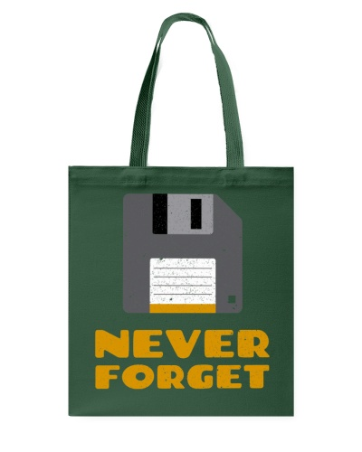 NEVER FORGET - Save file shirt