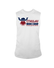 Cthulhu 2020 - Because NO lives matter Sleeveless Tee thumbnail
