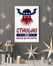 Cthulhu 2020 - Because NO lives matter 16x24 Poster lifestyle-holiday-poster-1