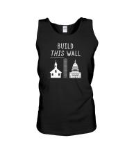 Build THIS Wall Unisex Tank thumbnail