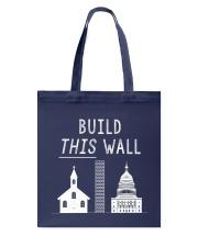 Build THIS Wall Tote Bag thumbnail