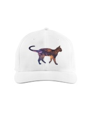 Galaxy Cat Silhouette Classic Hat thumbnail