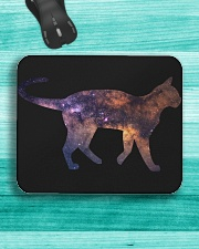 Galaxy Cat Silhouette Mousepad aos-mousepad-front-lifestyle-5
