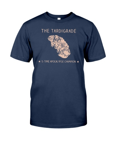 The Tardigrade - Apocalypse champion shirt