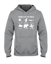 Trash Panda - Danger Noodle - Murder Log Shirt Hooded Sweatshirt thumbnail
