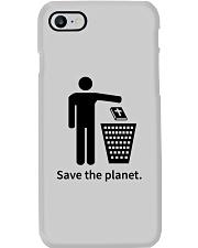 Save the planet - dump religion Phone Case thumbnail